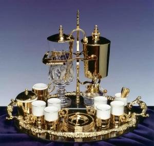 Dụng cụ pha chế cà phê Hoàng Gia – ROYAL BALANCE SYPHON COFFEE MAKER