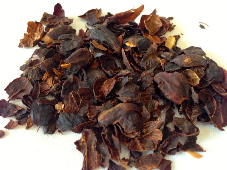 CASCARA TEA – Caffein inside skin cherry coffee