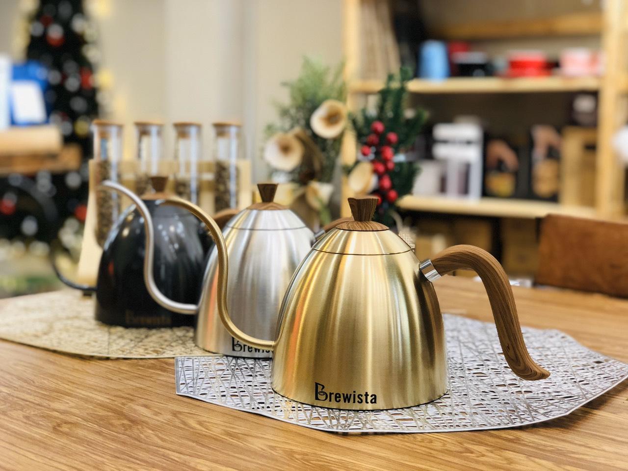 Kiêu hãnh như ấm rót nước  cà phê Brewista Artisan