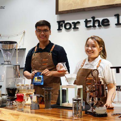 CAFÉ BLAGU ROASTER – QUÁN CÀ PHÊ ĐẶC SẢN THẾ GIỚI GIỮA SÀI GÒN
