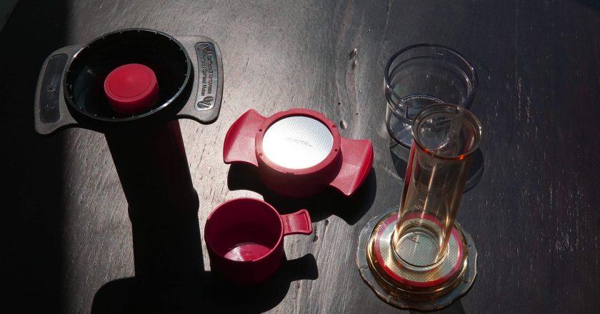 DỤNG CỤ NÉN CÀ PHÊ CAFFLANO KOMPRESSO – HANDLE ESPRESSO COFFEE MAKER