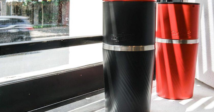 Bộ dụng cụ cà phê đa năng di động kết hợp đầu tiên trên thế giới – Cafflano Klassic.