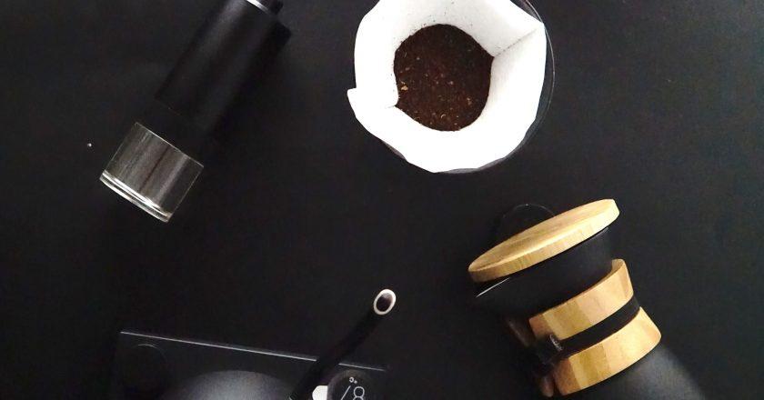 (Phần 3) KHÍ CHẤT CỦA BỘ MÔN NGHỆ THUẬT THỨ 8 – BỘ COMBO PHA CÀ PHÊ GURU PRO COFFEE GEAR IN BLACK